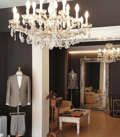 kledingwinkel voor maatkleding in België
